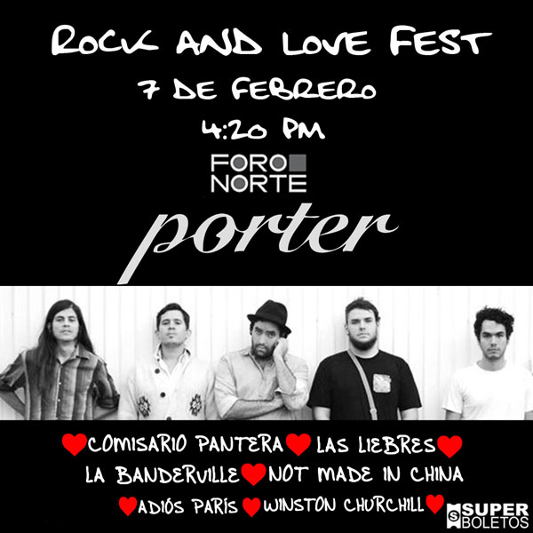 Rock and Love Fest